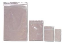 Plain Grip-Seal Bags