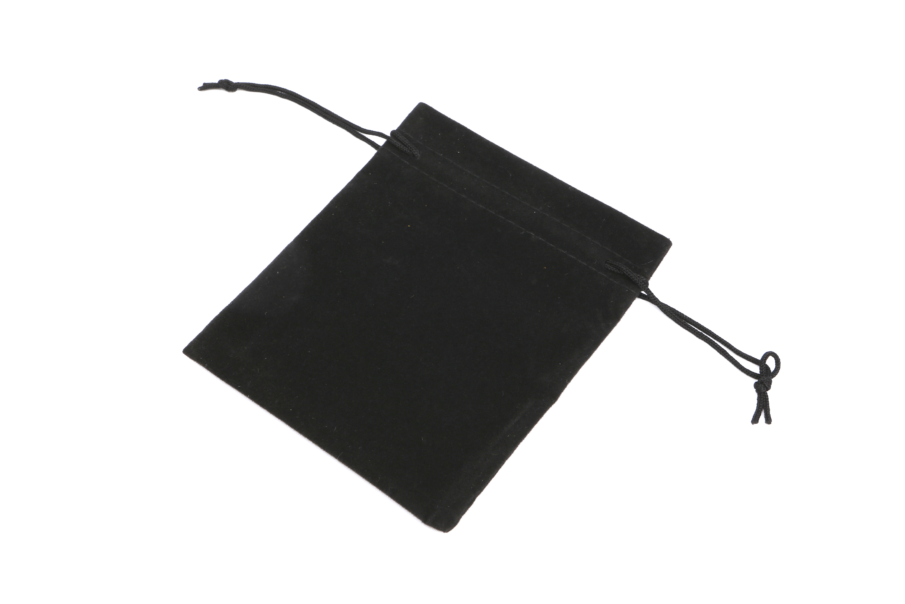 Single-Sided Velvet Pouches