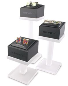 Square Pedestals 80mm