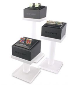 Square Pedestals 180mm