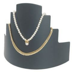 Curved Multi-Necklace