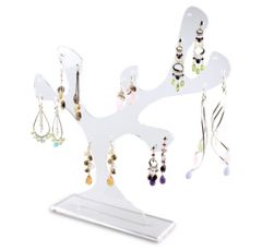 Large Earring Display - Clear