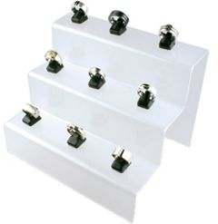 3 Tier Stepped Plinths