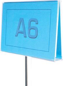 Header Panel- A6 Poster Holder