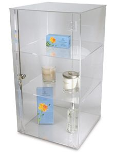 Large Lockable Showcase