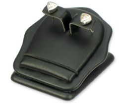 Leatherette Earring Display