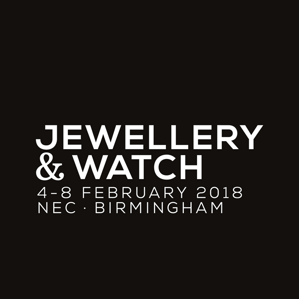 WE WILL BE AT THE JEWELLERY & WATCH FAIR 2018!